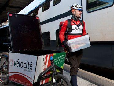 Les livraisons Apéro Vélo